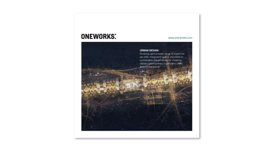 One Works on Urban Design