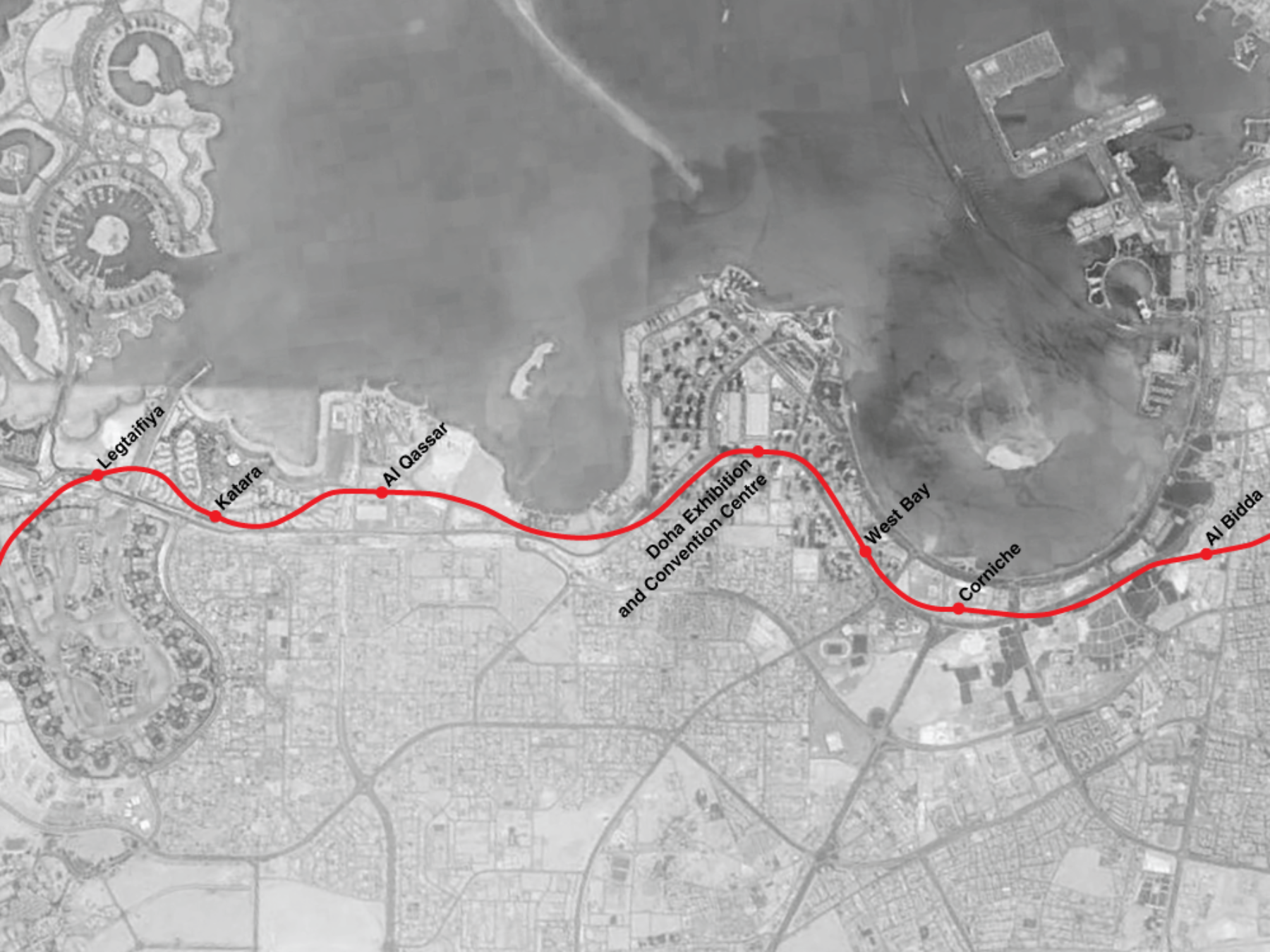 One Works Partner in Doha Metro Project