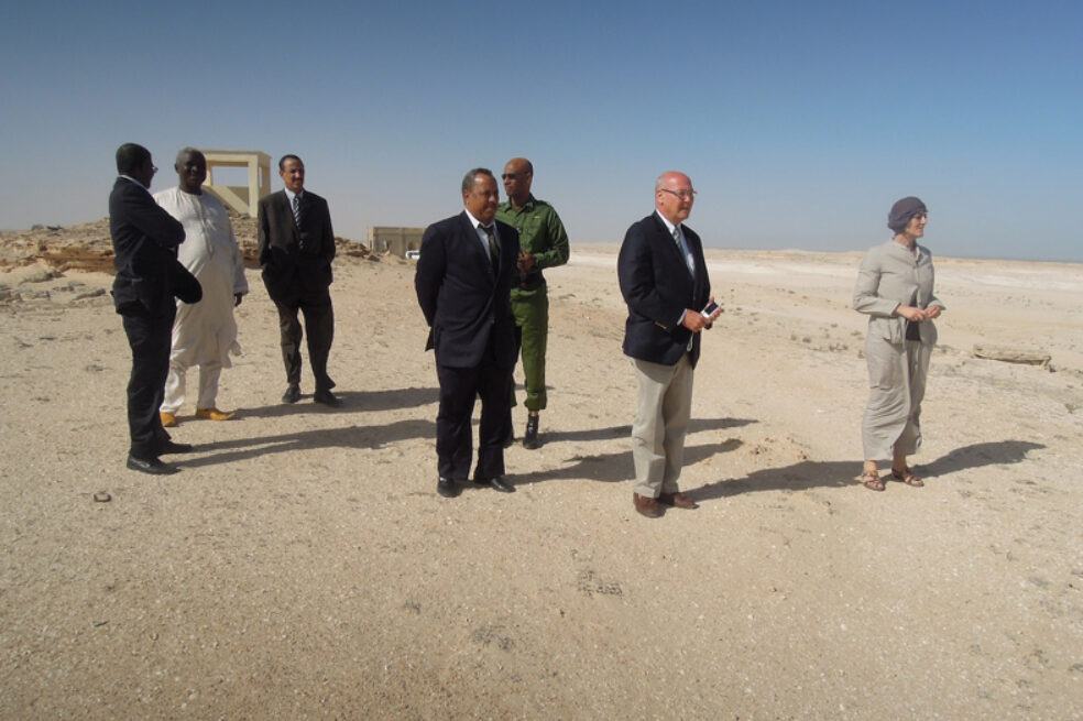 One Works Invited in Mauritania