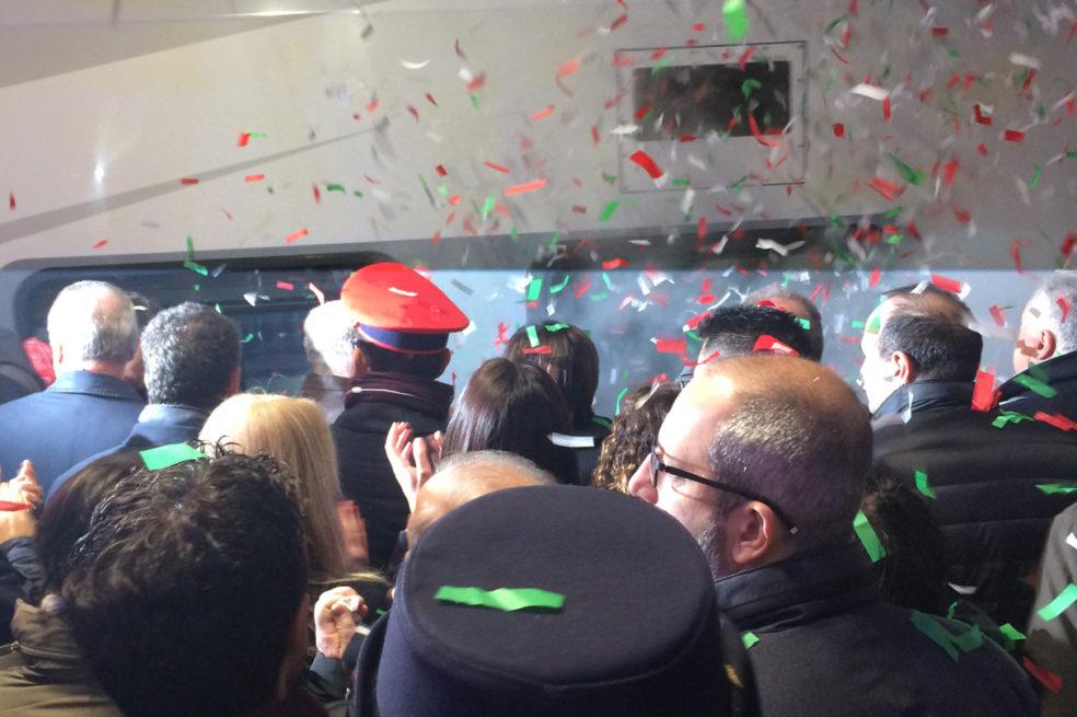 New Malpensa T2 Station inaugurated last week