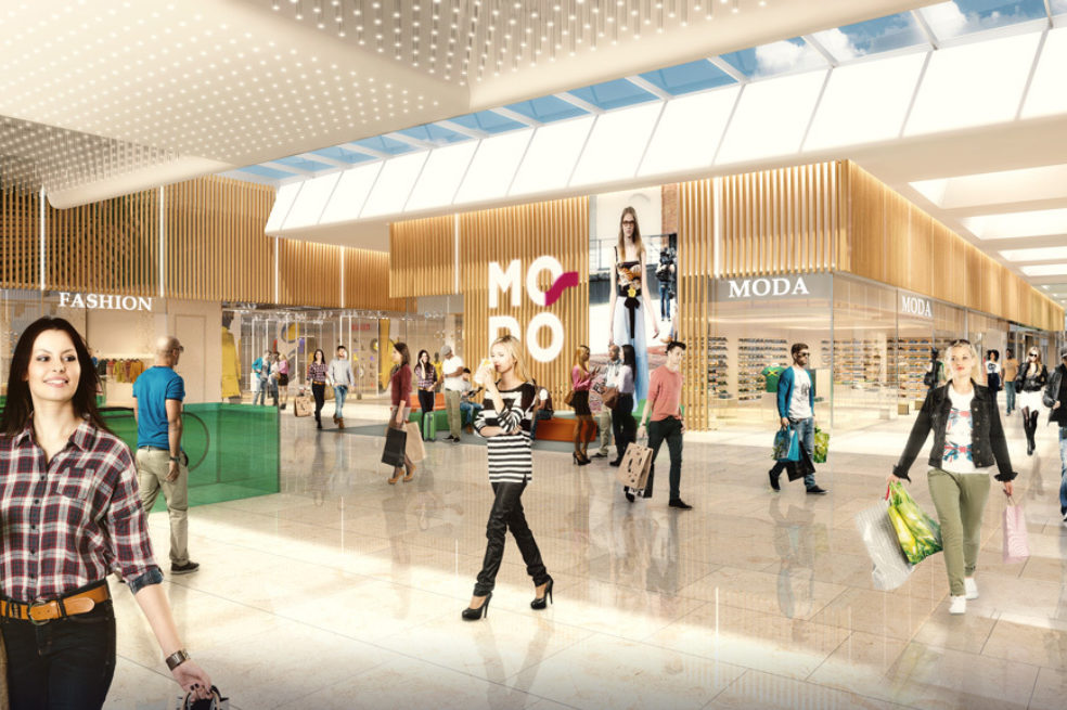 One Works appointed for the Plaine de France shopping center refurbishment