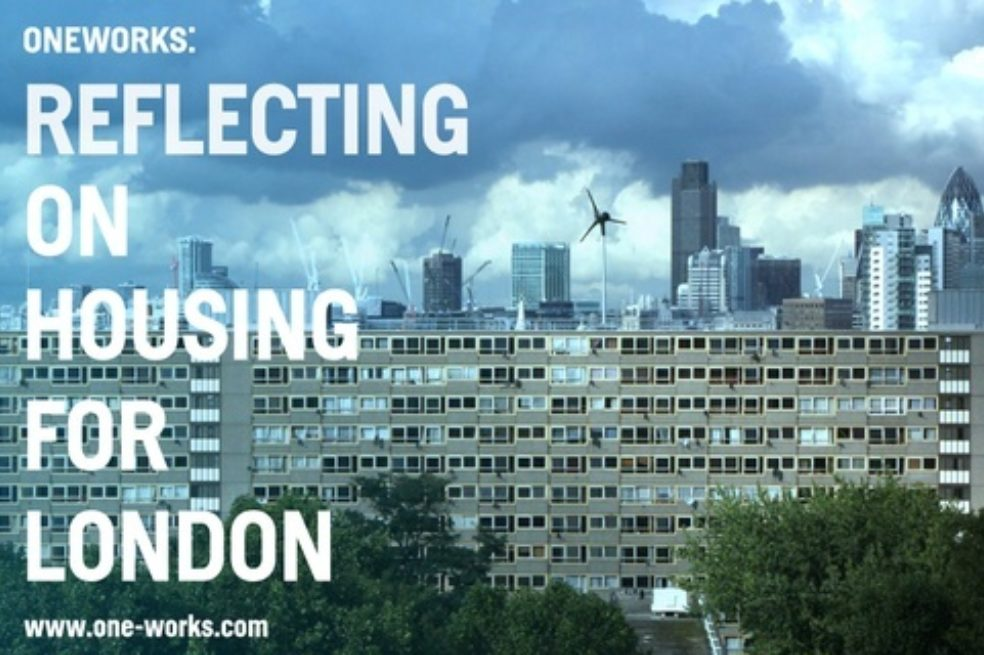 Reflecting On Housing For London