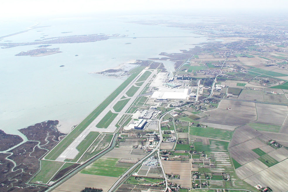 """Venice-Tessera """"Marco Polo"""" airport receives approval for the environmental impact assessment"""