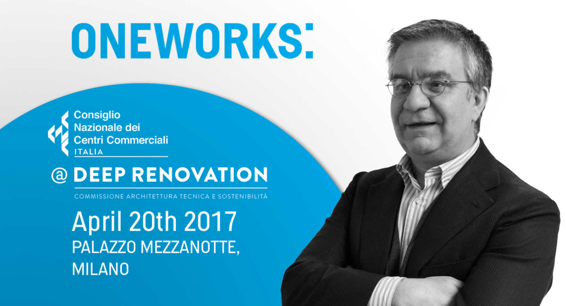 Leonardo Cavalli to speak at this year's CNCC Deep Renovation Conference