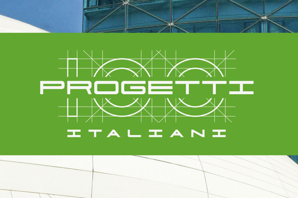 "One Works' City Life Plaza featured in ""100 Progetti italiani"""