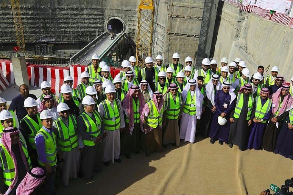 Riyadh Metro Line 3 Tunnel Excavation Work Completed Last Week