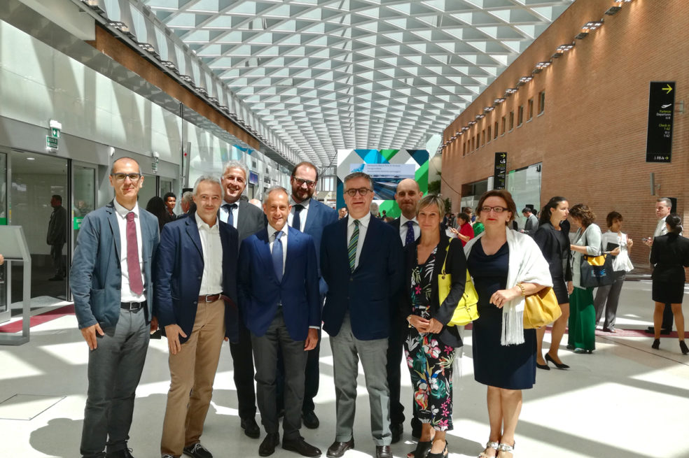 Marco Polo Airport opens new extension with light-filled gallery