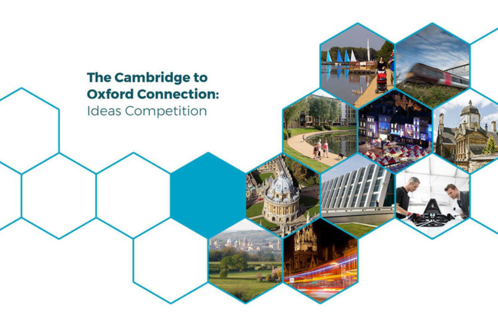 One Works shortlisted in Cambridge to Oxford Connection: Ideas Competition