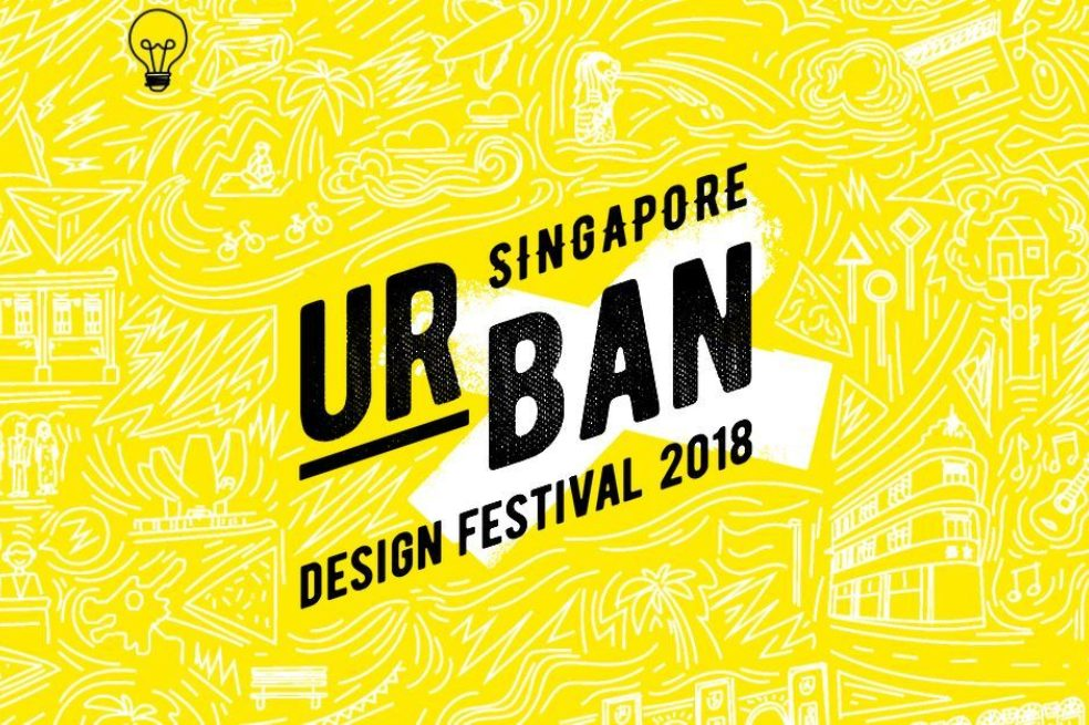 One Works sponsors the first Singapore Urban Design Festival!