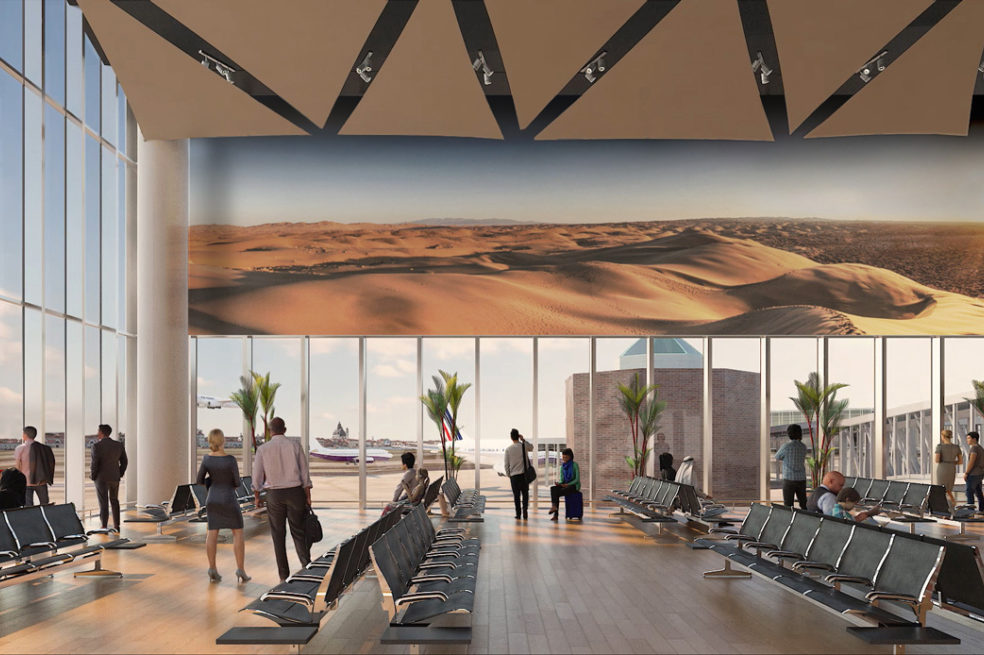 Venice Marco Polo Airport is getting bigger! The next phase of expansion starts on site