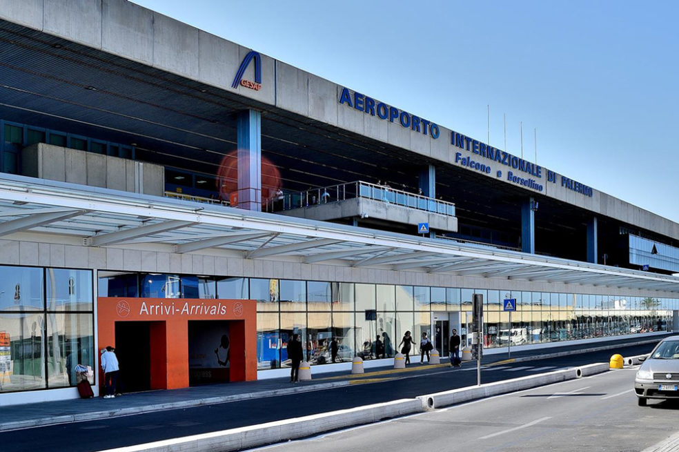 One Works appointed for the refurbishment and extension of Palermo Airport