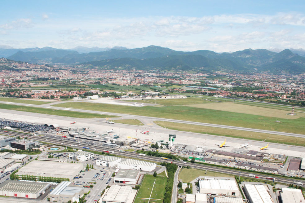 One Works appointed to design Northern Development area of Bergamo International Airport