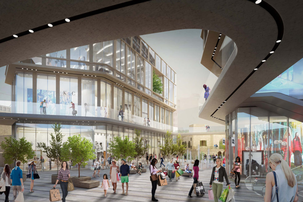 The Townsquare project in Malta granted planning approval