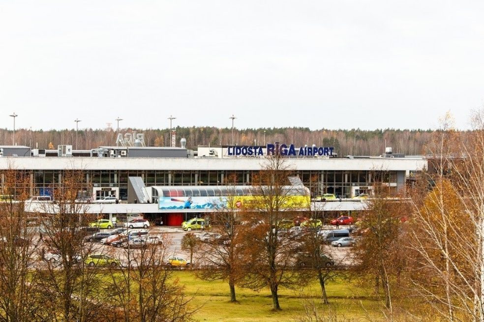 One Works appointed to design Riga Airport expansion