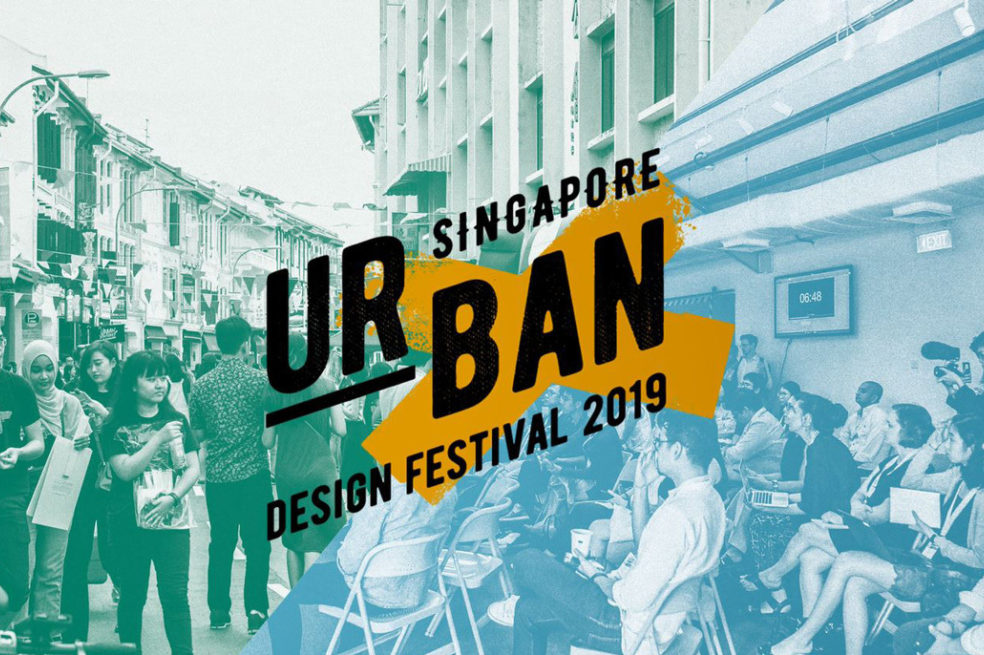 Redesigning our future cities! PPS One Works supports Singapore Urban Design Festival