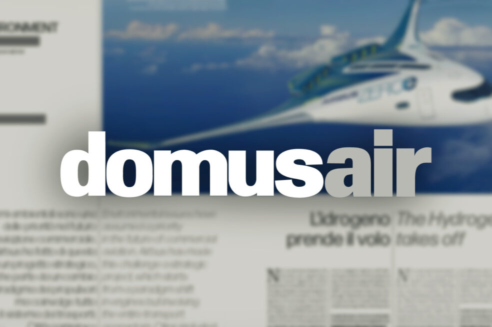 We present DomusAir, in collaboration with Domus