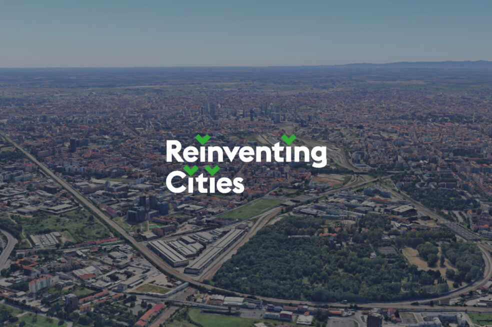 We have been shortlisted for the 2nd phase of Reinventing Cities