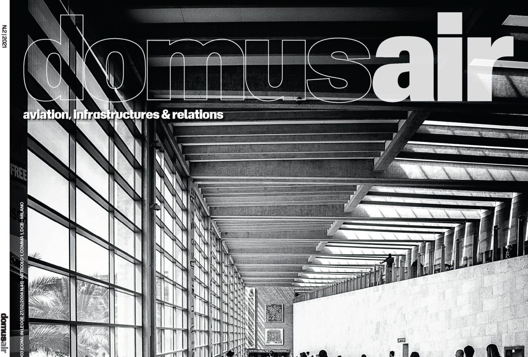 Constructing workable scenarios - DomusAir No.2 is now available