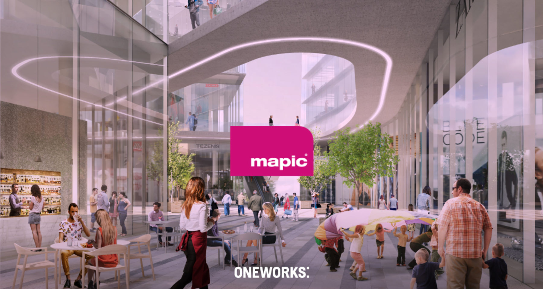 Meet us at MAPIC Cannes 2018