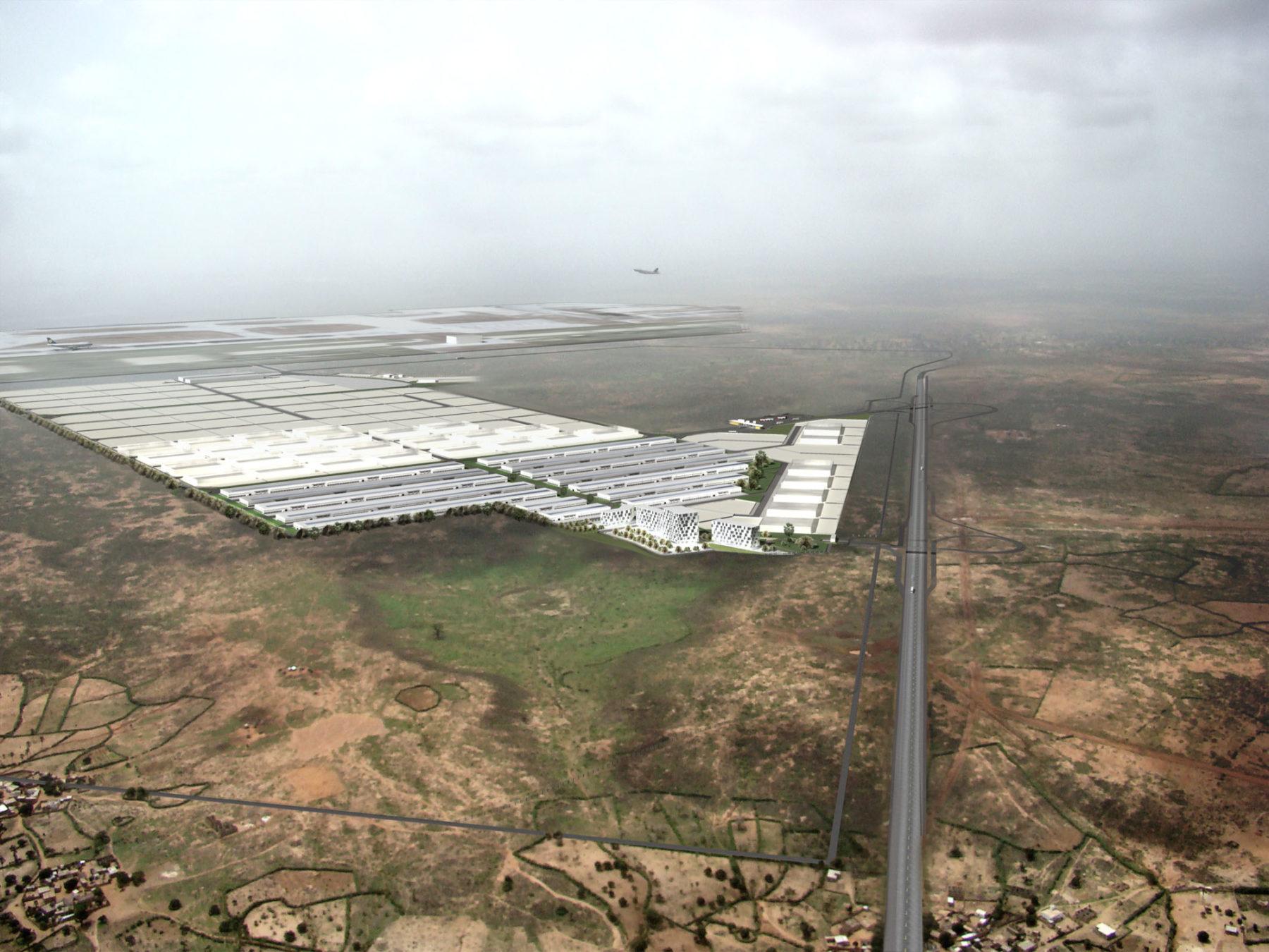 Dakar Free Zone Strategic Masterplan
