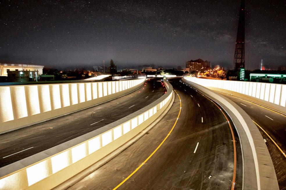 Baku Road Tunnels