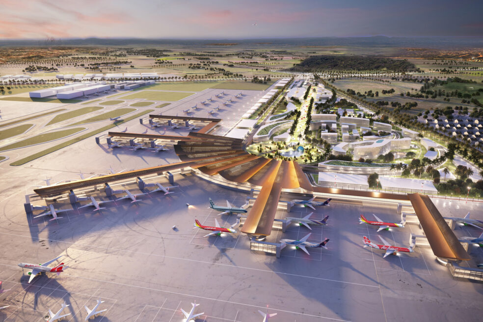 U-Tapao International Airport and Eastern Airport City