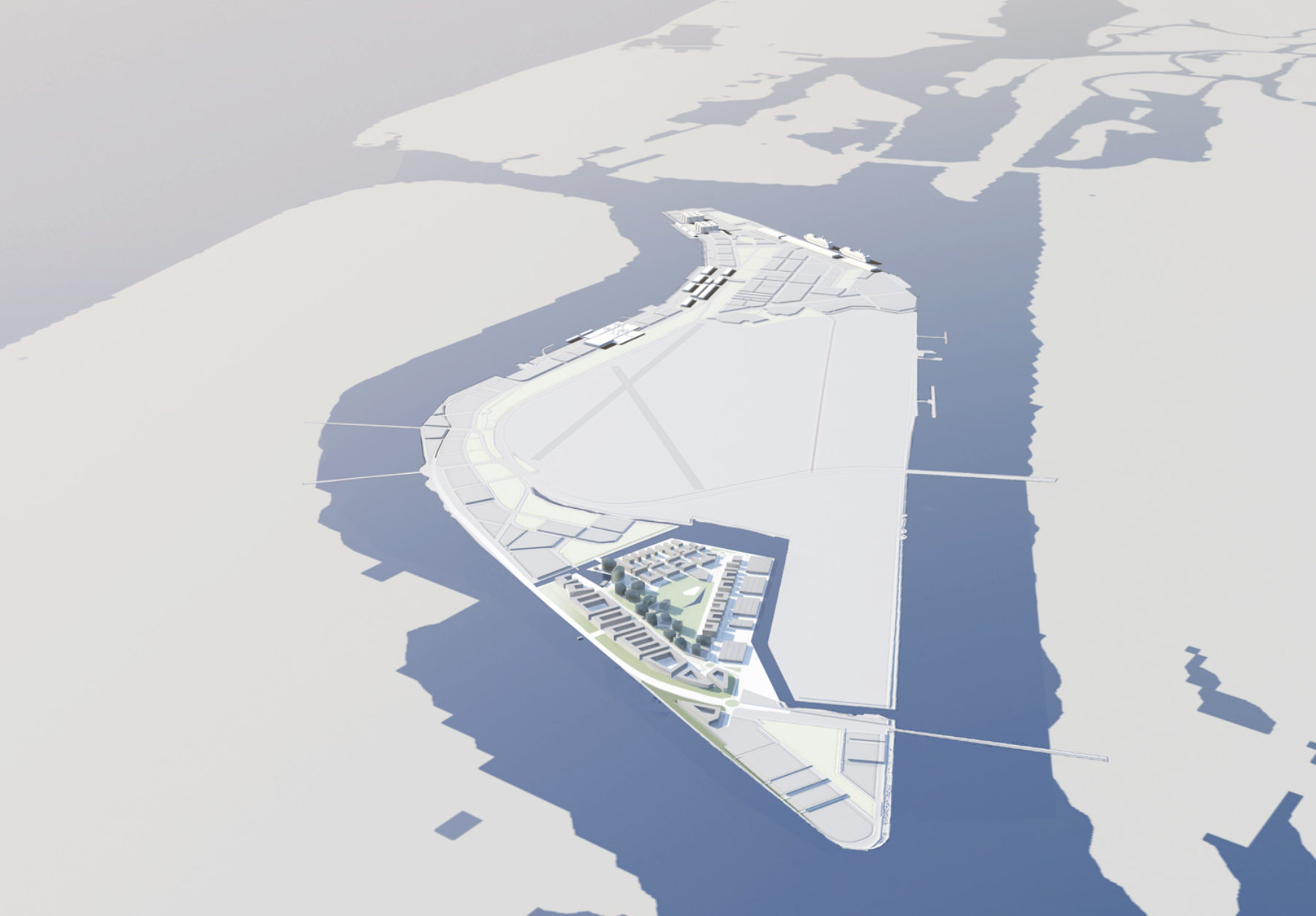 Willingdon Island Redevelopment Strategy
