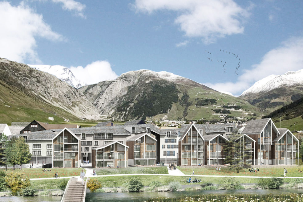 Andermatt Tourist Resort