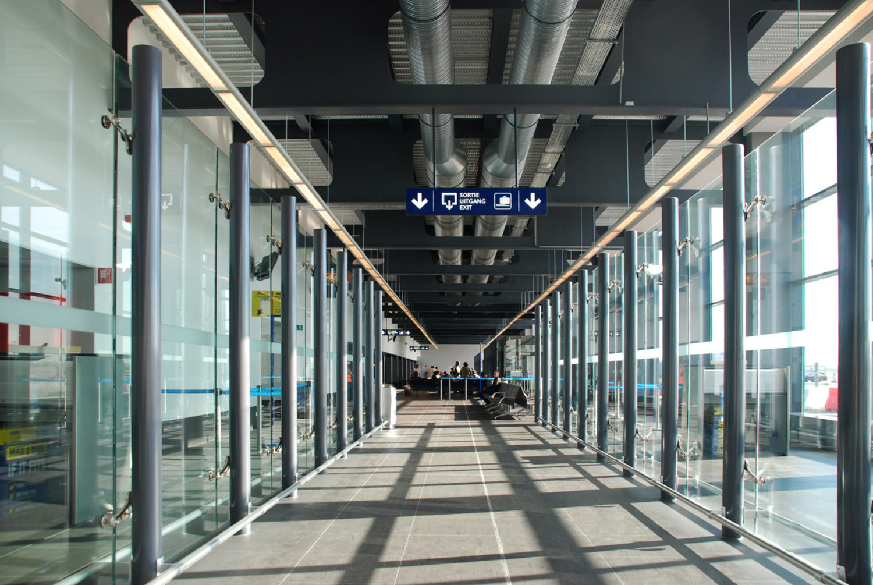 Bruxelles Charleroi Airport (CRL): Passenger Terminal Extension