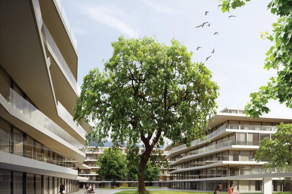 Locarno Residential Complex