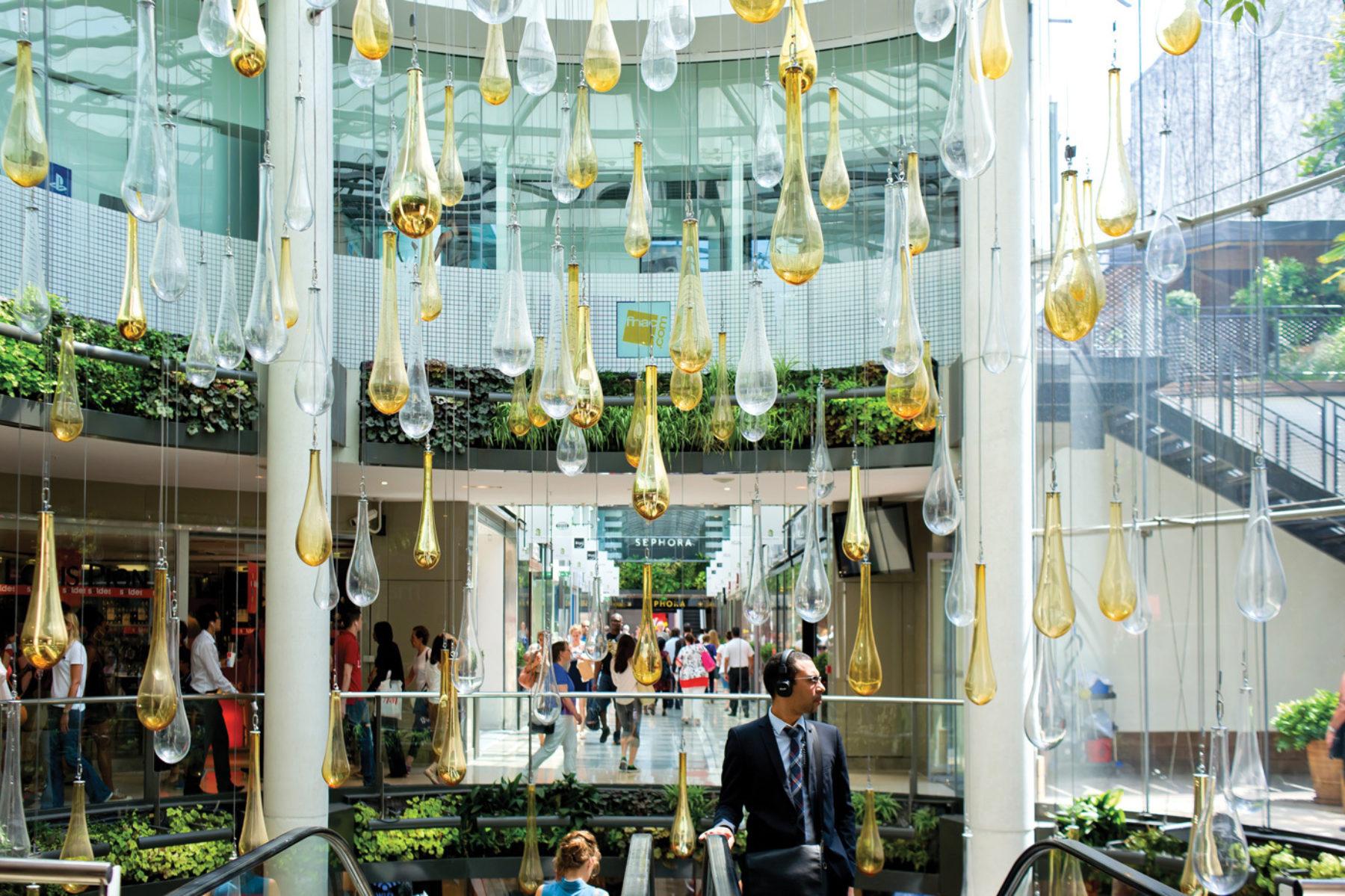 Passage du Havre Shopping Arcade