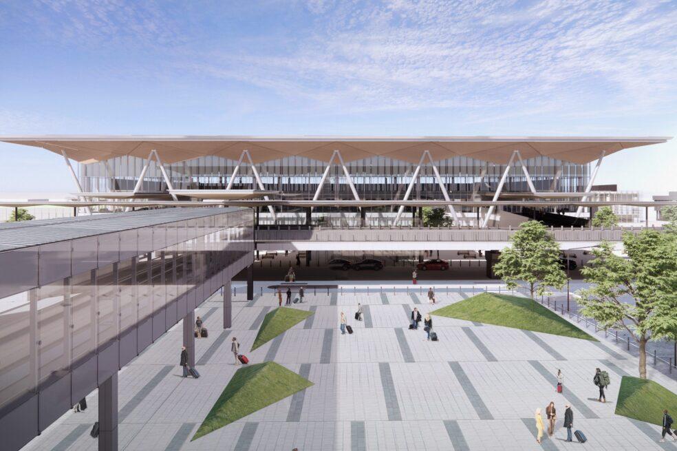 Riga Airport (RIX) - Passenger Terminal Extension
