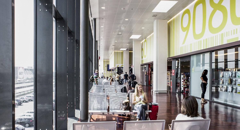 Bergamo International Airport (BGY): Passenger Terminal Extension