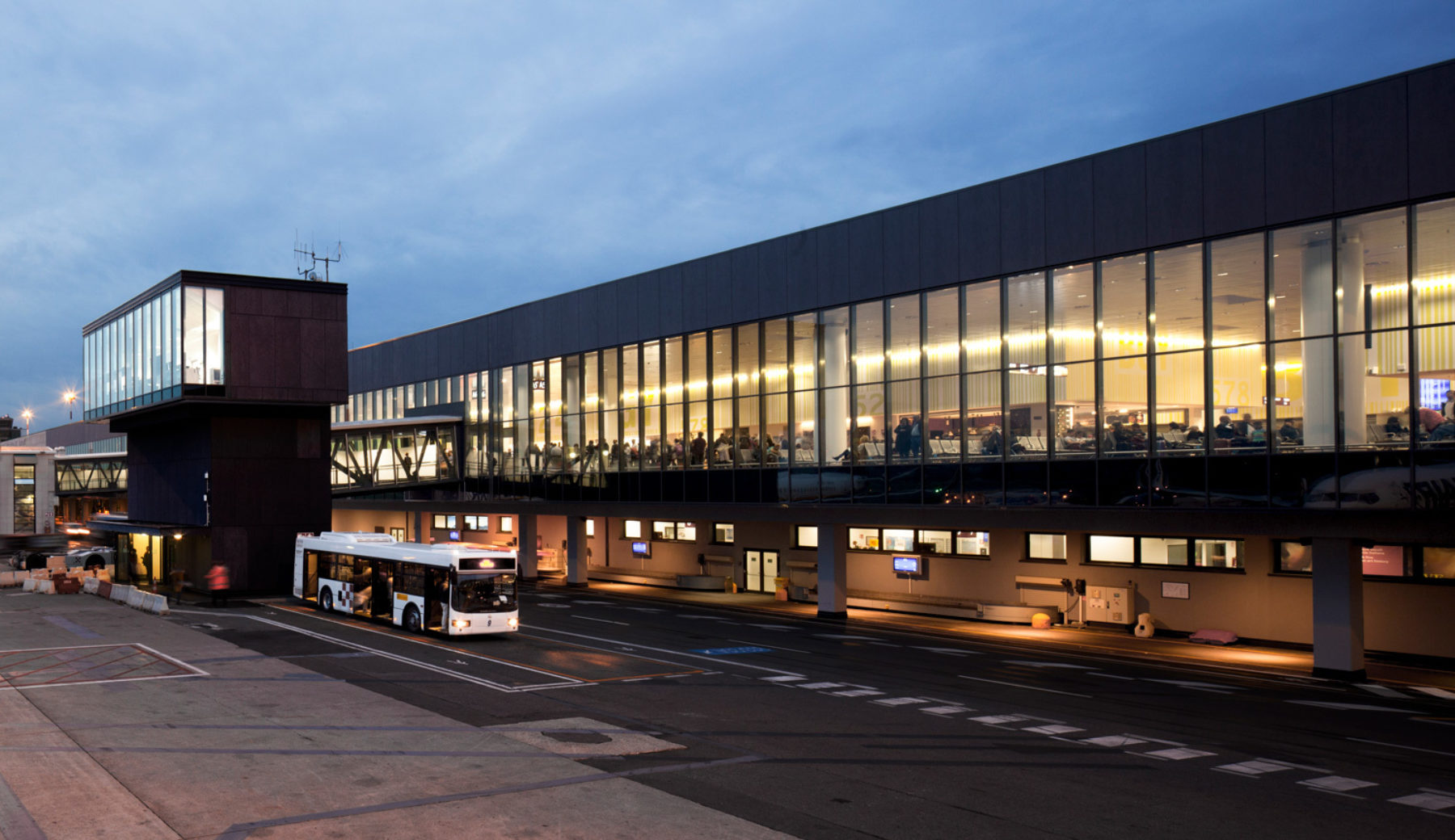 Bergamo International Airport (BGY): Intermodal Node