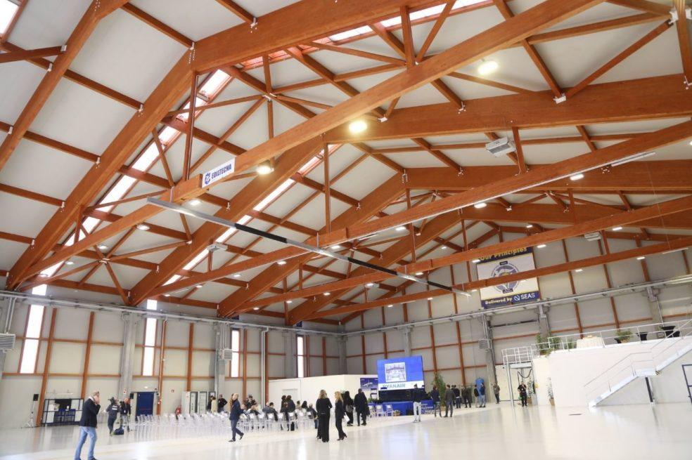 Bergamo International Airport (BGY): Ryanair Hangar