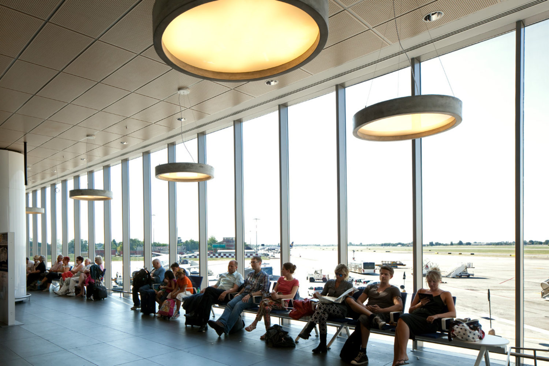 Bologna Guglielmo Marconi International Airport (BLQ): Passenger Terminal Extension