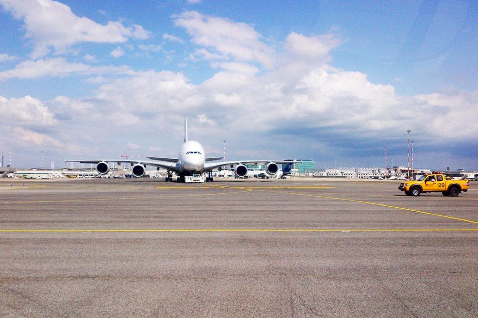 Rome Fiumicino Airport (FCO) Ground Handling