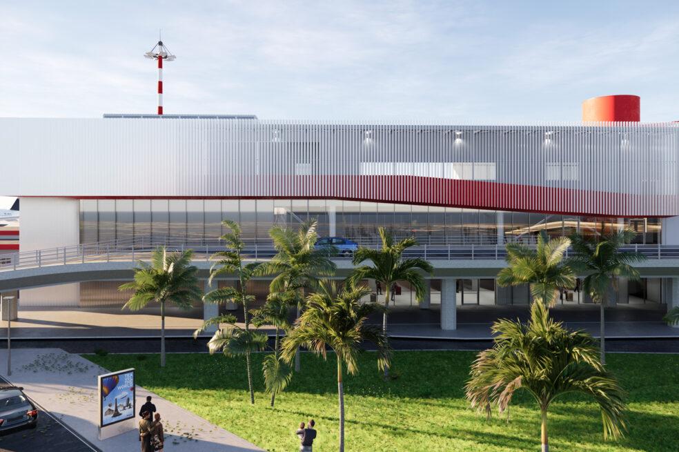 Genova Airport (GOA): Passenger Terminal Extension