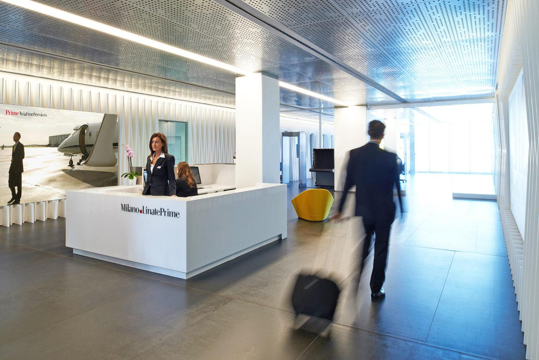 Milano Linate Airport (LIN) Prime Terminal Renewal