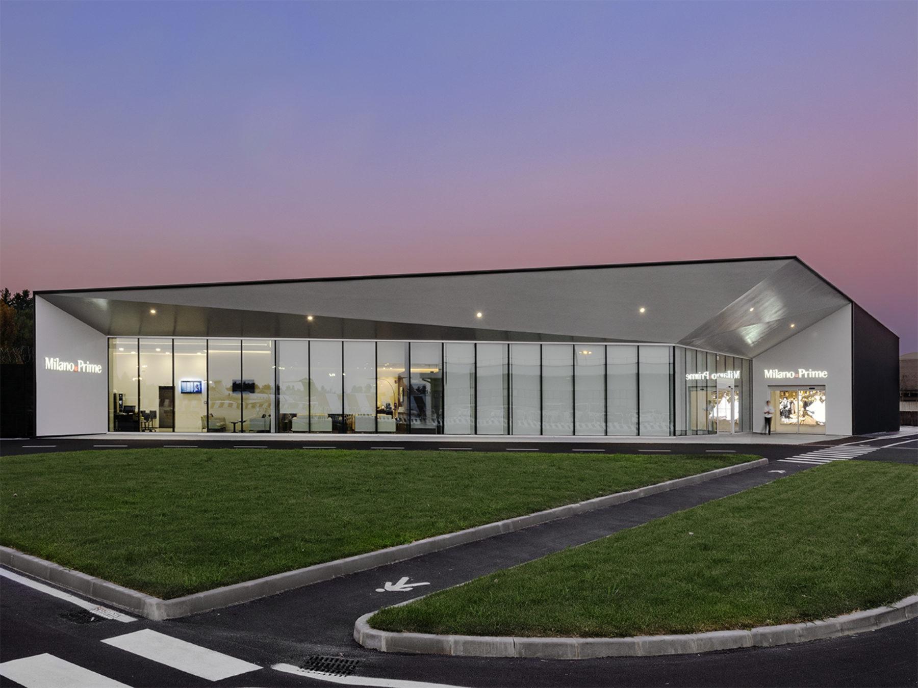 Malpensa VIP Terminal Building (MXP)