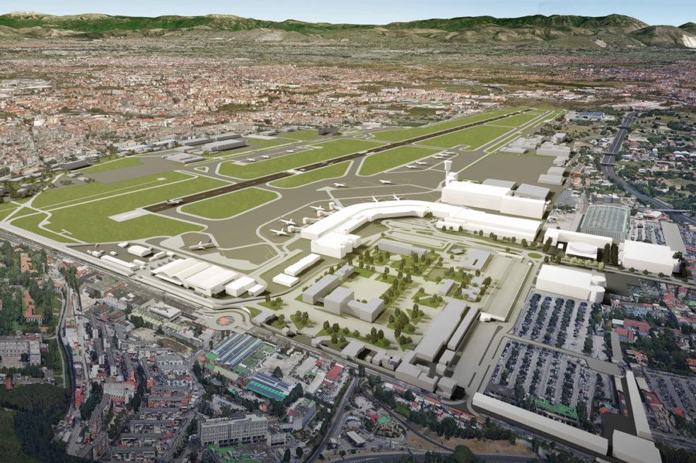Aeroporto Internazionale di Napoli - Masterplan 2023