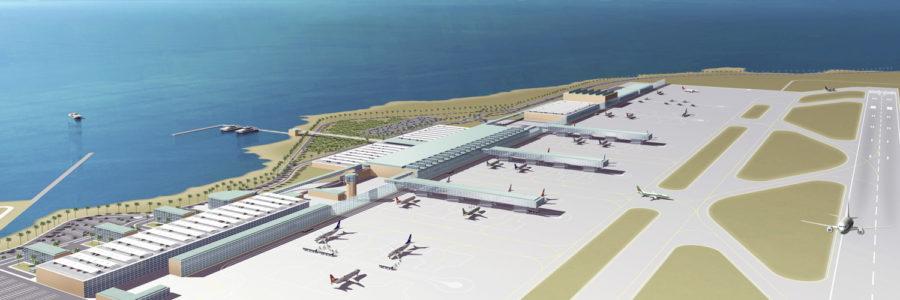 Palermo International Airport (PMO) Masterplan