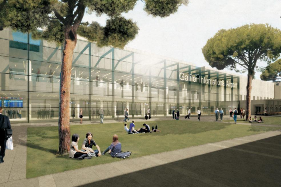 Pisa International Airport (PSA): Passenger Terminal Extension