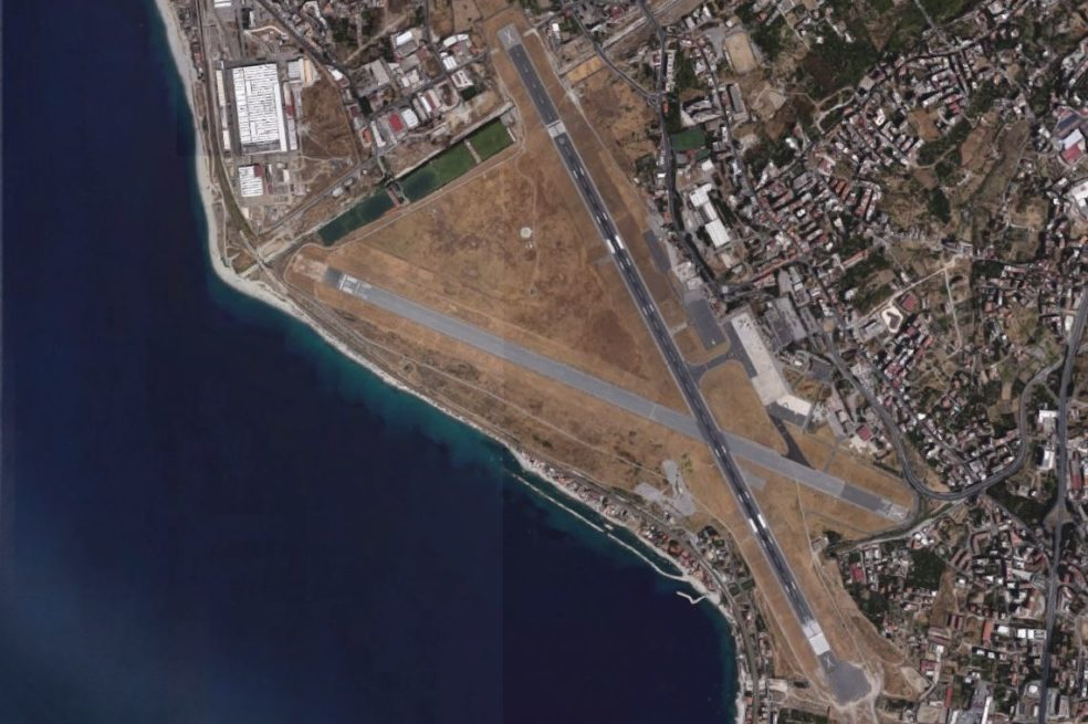 Reggio Calabria International Airport (REG) Runway Rehabilitation
