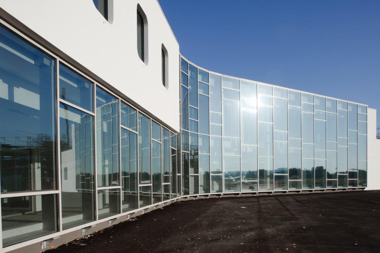 Rome Urbe Airport: New Passenger Terminal