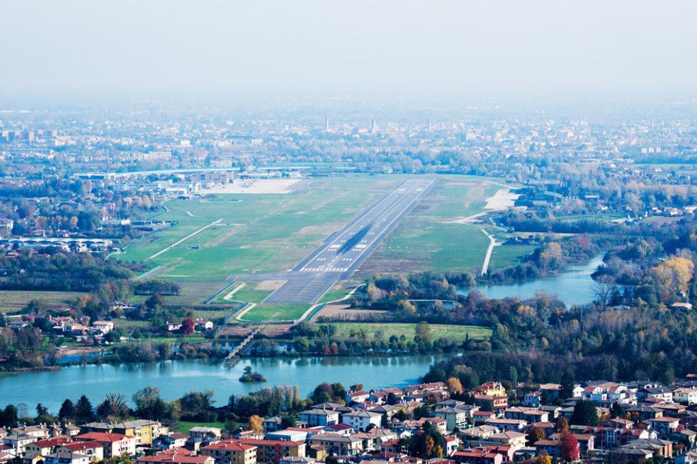 Treviso International Airport (TSF) Masterplan