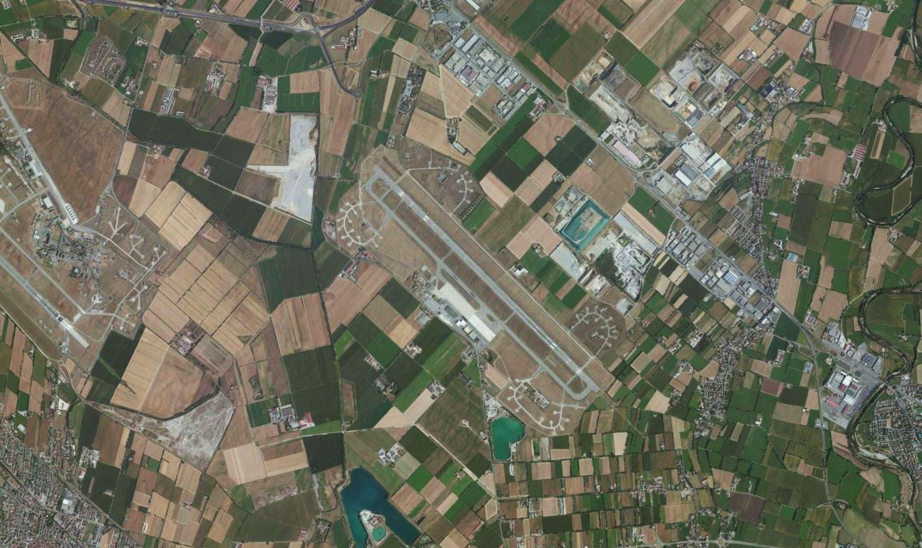 Brescia Montichiari Airport (VBS) Development Plan