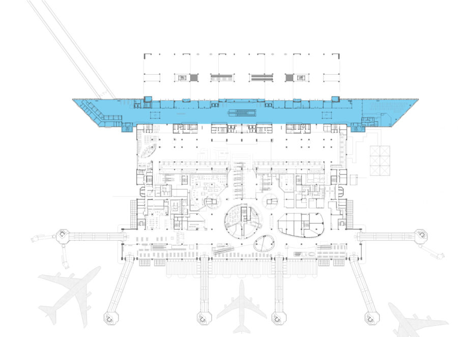 Venice Marco Polo International Airport (VCE) Expansion: Lot 1