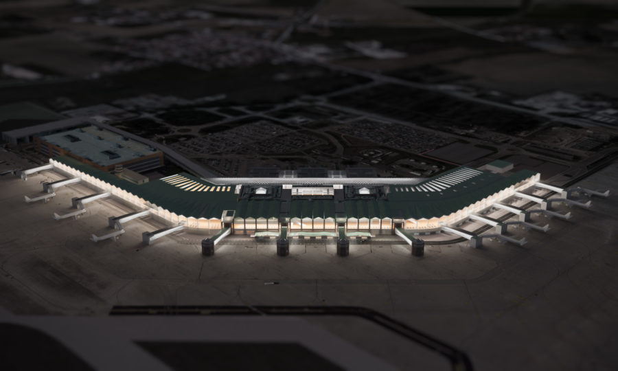 Venice Marco Polo International Airport (VCE) Expansion: Lot 2