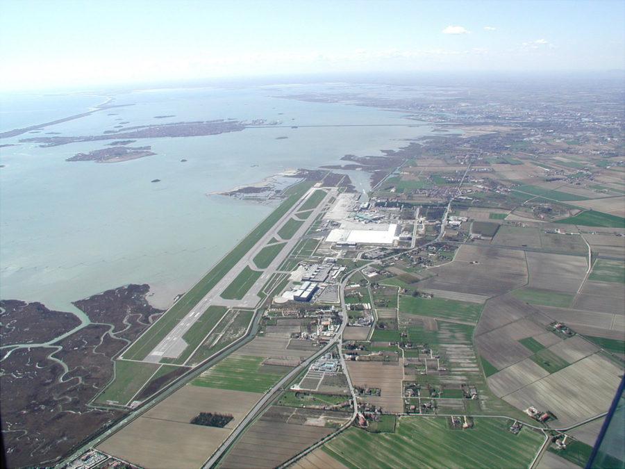Venice Marco Polo International Airport (VCE): Masterplan